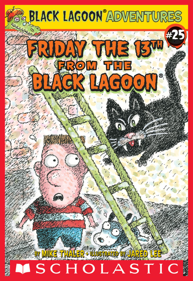 Mike Thaler - Friday the 13th from the Black Lagoon