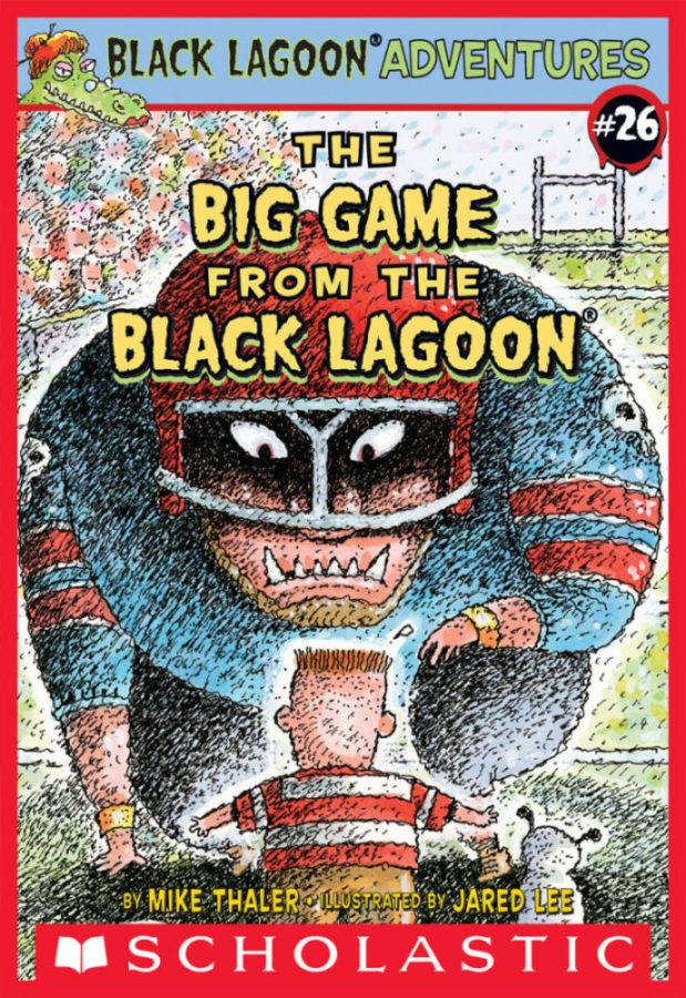 Mike Thaler - The Big Game from the Black Lagoon
