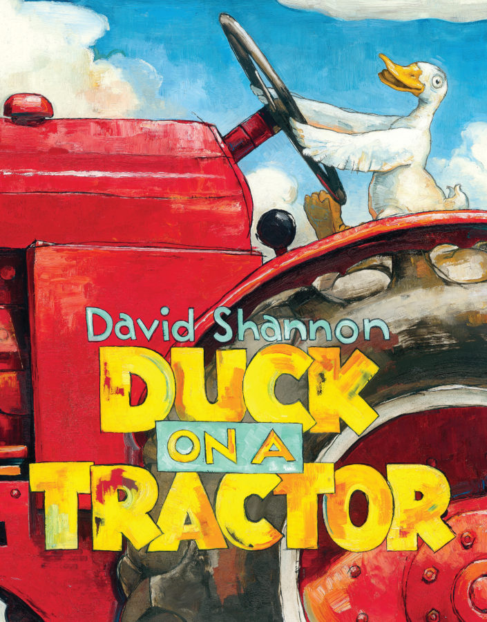 David Shannon - Duck on a Tractor