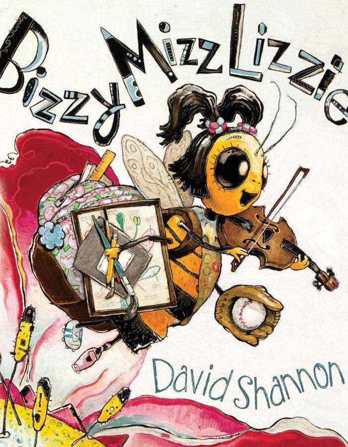 David Shannon - Bizzy Mizz Lizzie