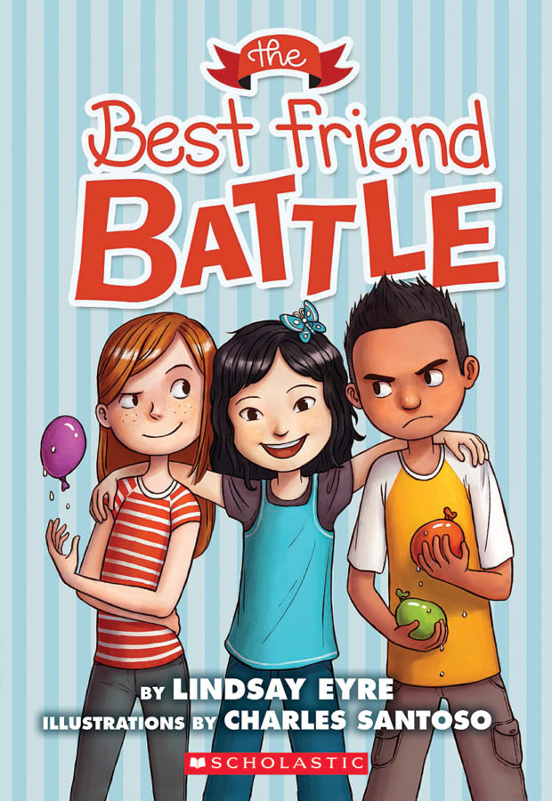Lindsay Eyre - The Best Friend Battle