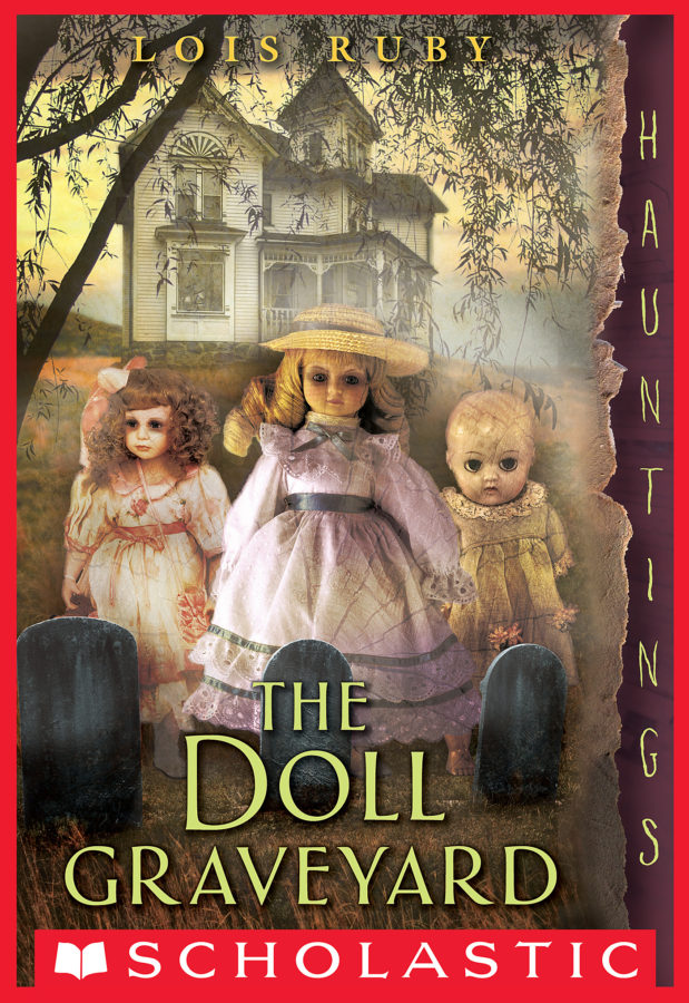 Lois Ruby - The Doll Graveyard