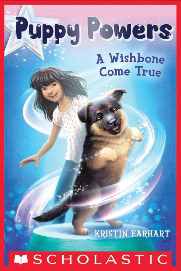 Kristin Earhart - Puppy Powers #1: A Wishbone Come True