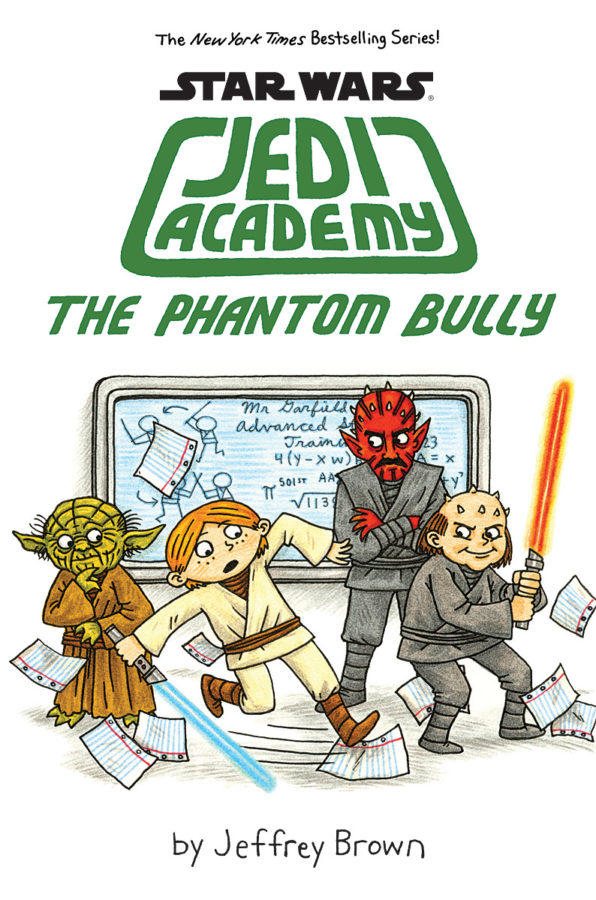 Jeffrey Brown - The Phantom Bully