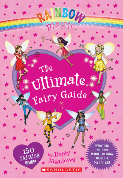 Daisy Meadows - The Ultimate Fairy Guide