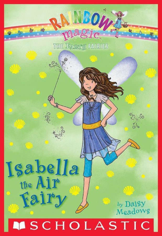 Daisy Meadows - Isabella the Air Fairy