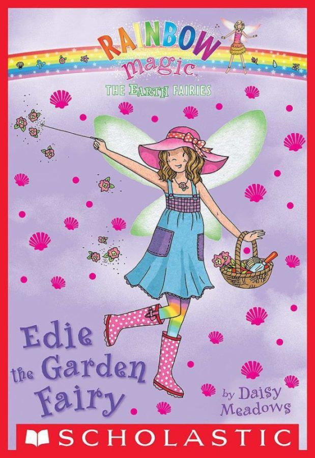 Daisy Meadows - Earth Fairies, The #3: Edie the Garden Fairy