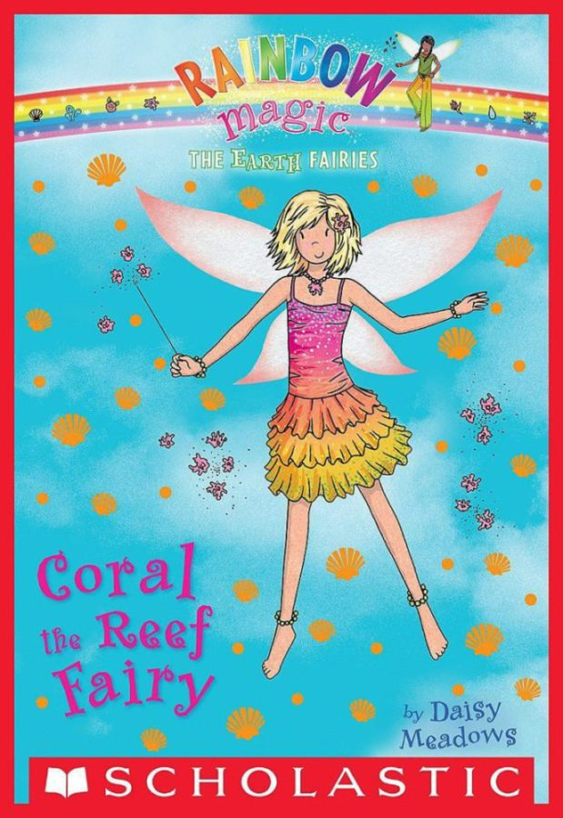 Daisy Meadows - Coral the Reef Fairy