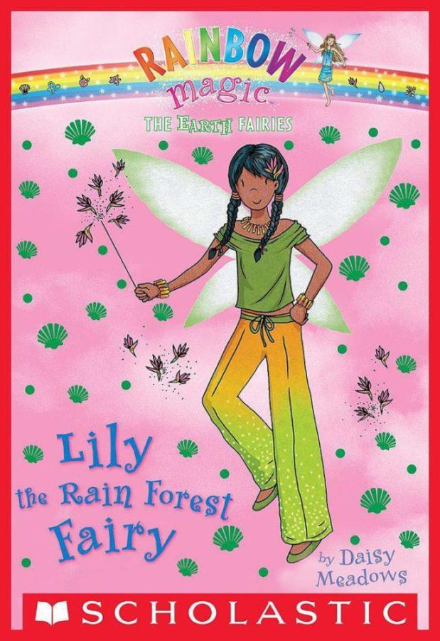 Daisy Meadows - Earth Fairies, The #5: Lily the Rain Forest Fairy