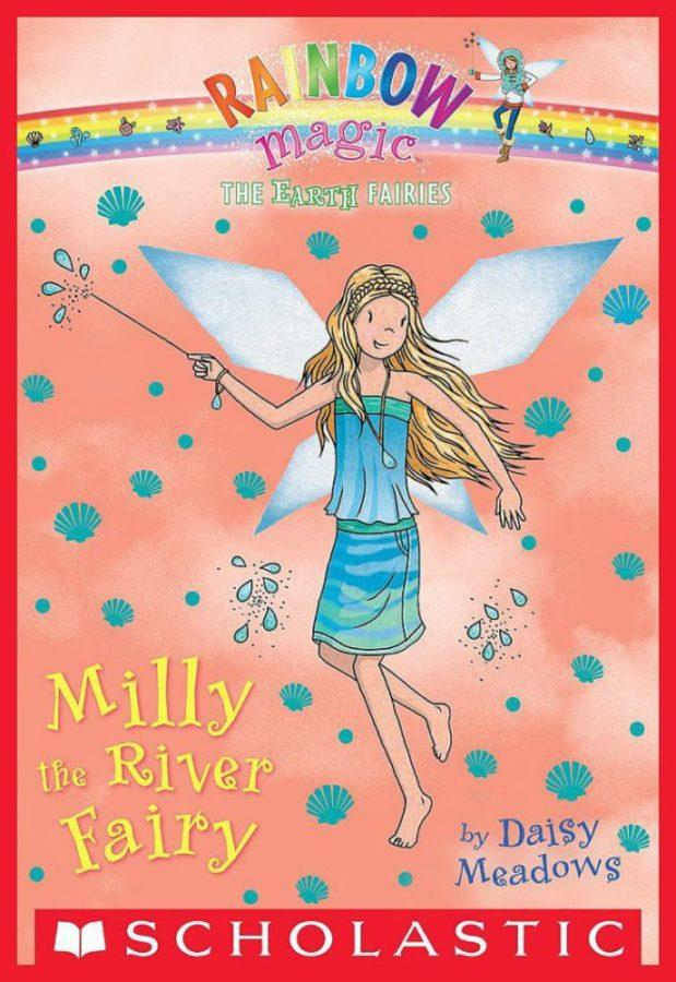 Daisy Meadows - Milly the River Fairy