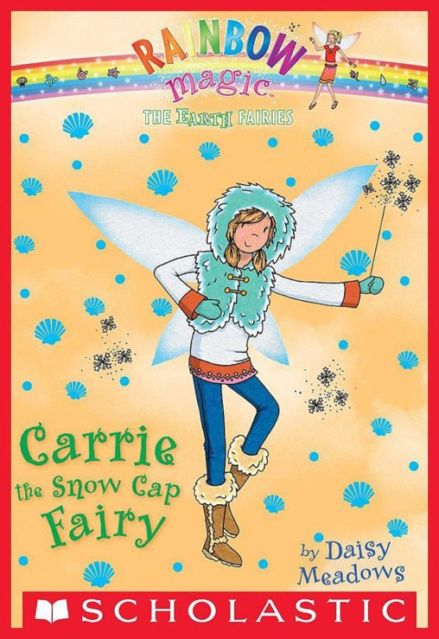 Daisy Meadows - Carrie the Snow Cap Fairy