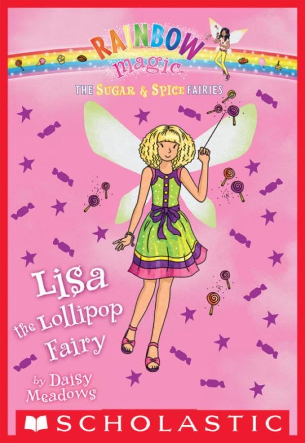 Daisy Meadows - Lisa the Lollipop Fairy