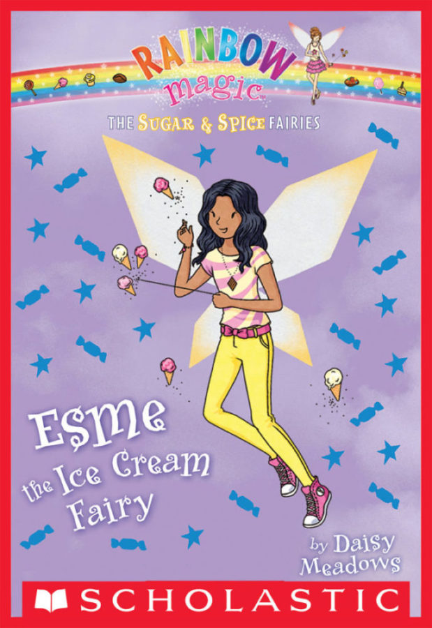 Daisy Meadows - Esme the Ice Cream Fairy
