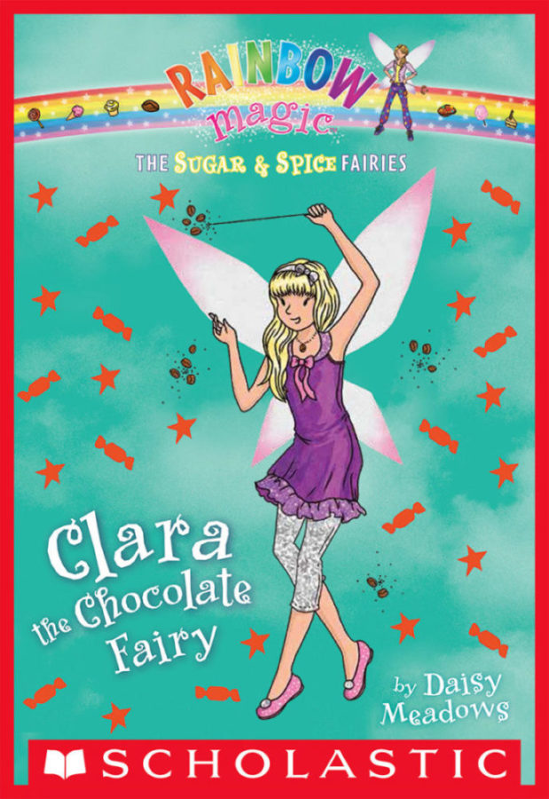 Daisy Meadows - Clara the Chocolate Fairy