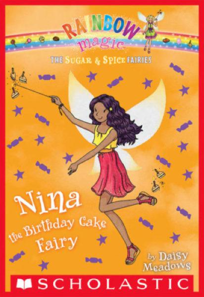 Daisy Meadows - Nina the Birthday Cake Fairy