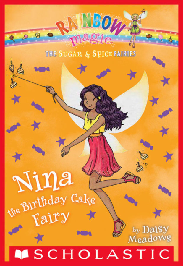 Daisy Meadows - Nina the Birthday Cake Fairy
