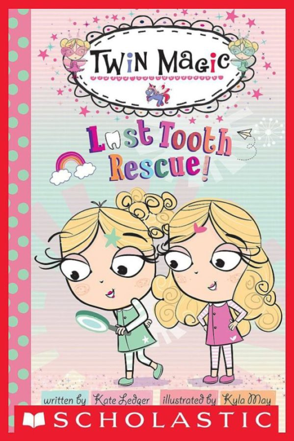 Kate Ledger - Twin Magic: Lost Tooth Rescue!