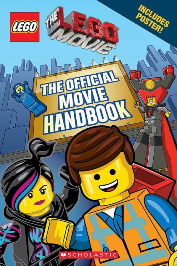 Jeffrey Salane - LEGO The LEGO Movie: The Official Movie Handbook