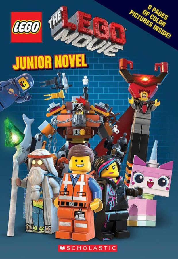 Kate Howard - LEGO Movie: Junior Novel