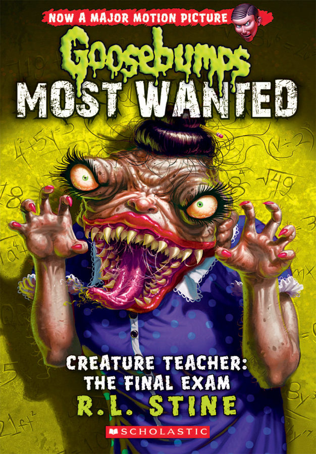 R. L. Stine - Creature Teacher