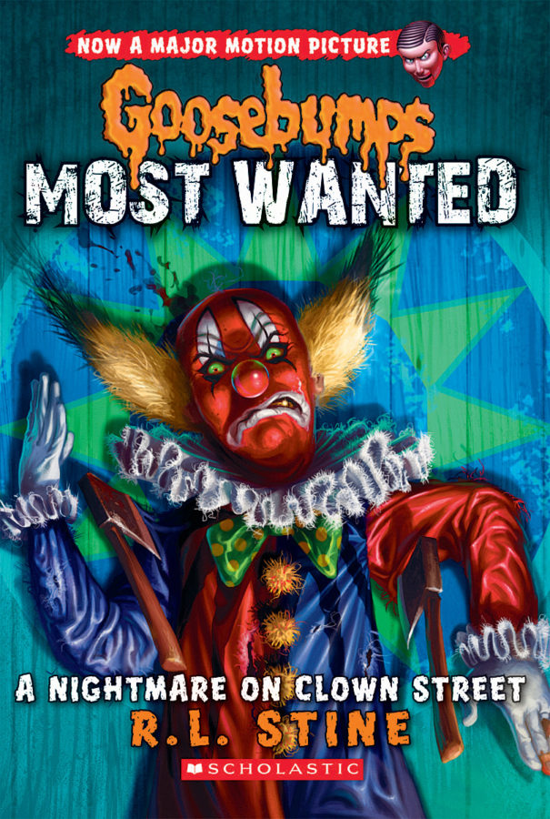 R. L. Stine - Goosebumps Most Wanted #7: A Nightmare on Clown Street