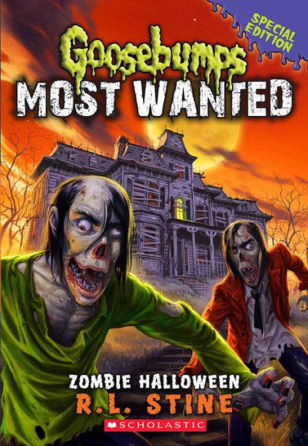 R. L. Stine - Zombie Halloween