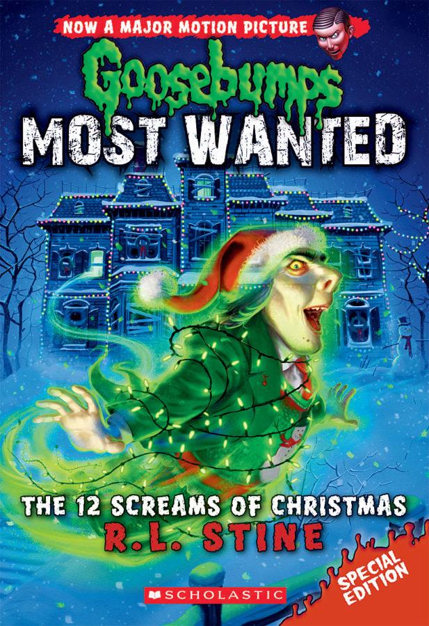 R. L. Stine - The 12 Screams of Christmas