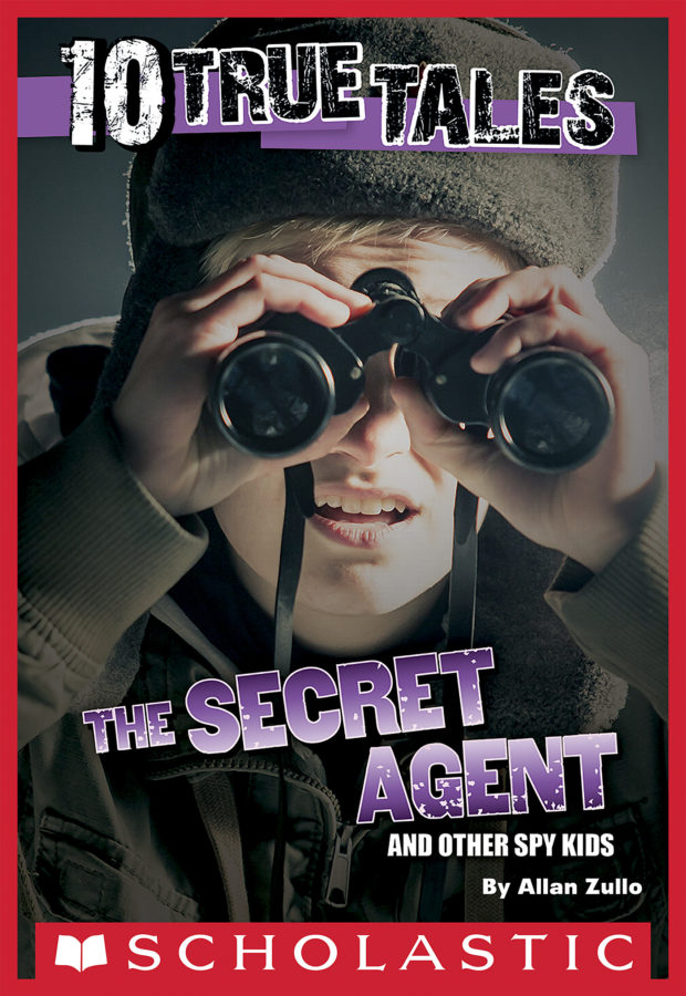 Allan Zullo - The Secret Agent