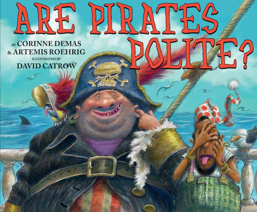 Artemis Roehrig - Are Pirates Polite?