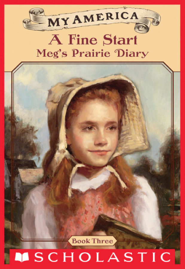 Kate McMullan - My America: A Fine Start, Meg's Prairie Diary, Book Three