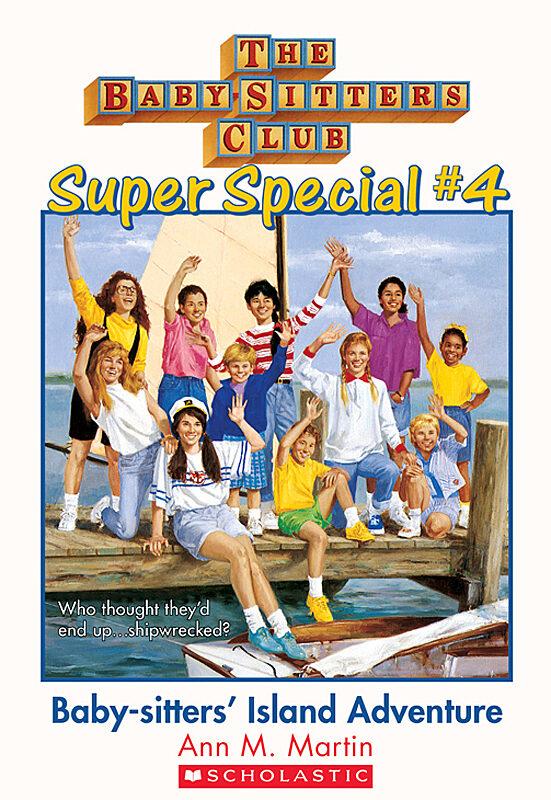 Ann M. Martin - BSC SS #04: Baby-Sitters' Island Adventure