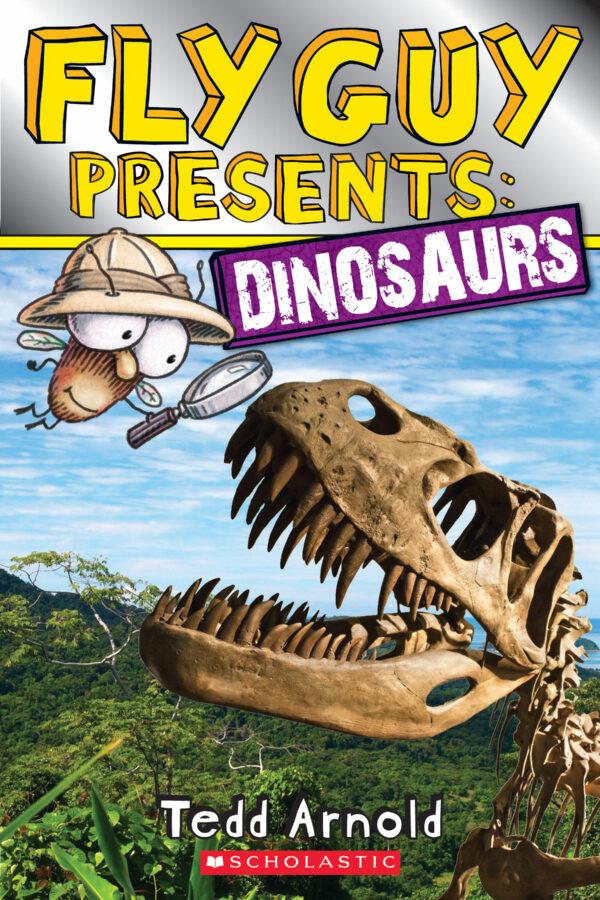 Tedd Arnold - Dinosaurs