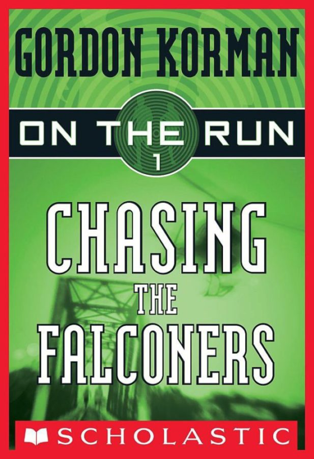 Gordon Korman - Chasing the Falconers