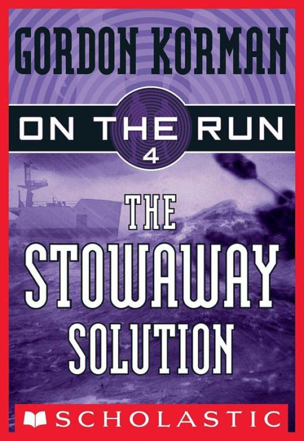 Gordon Korman - On the Run #4: The Stowaway Solution