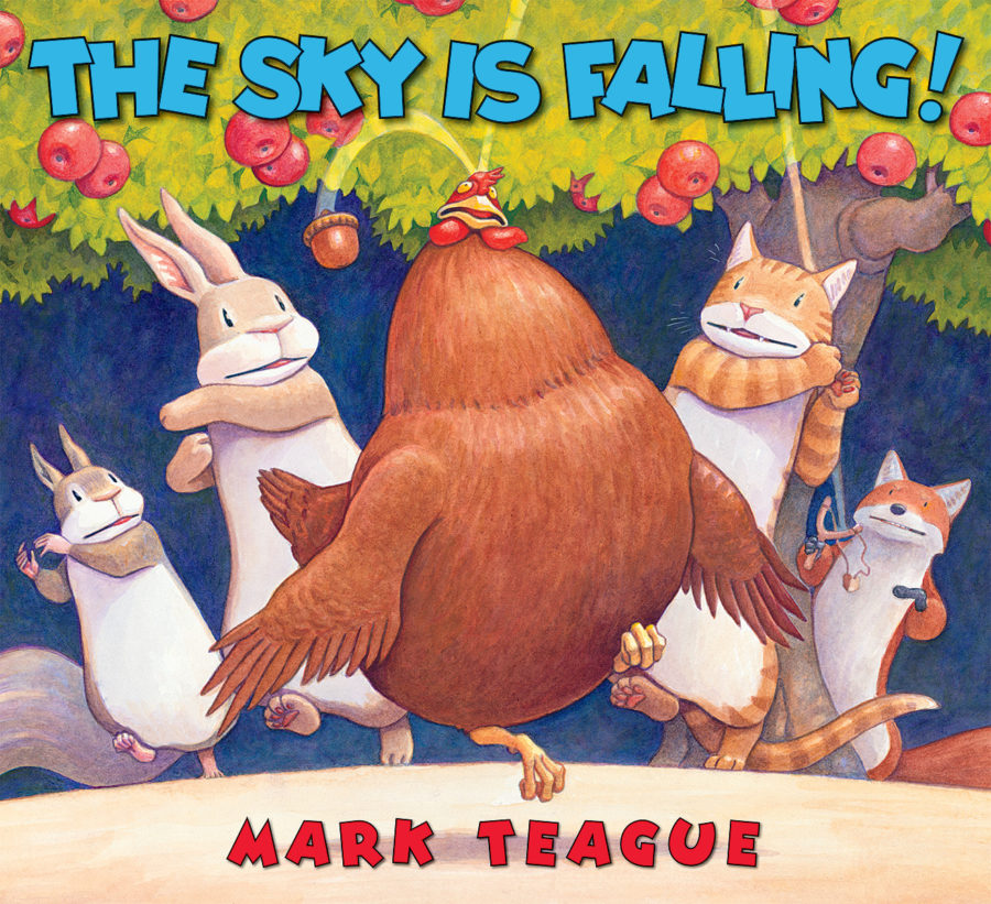 Mark Teague - Sky Is Falling!, The