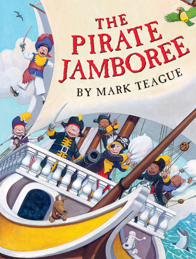 Mark Teague - The Pirate Jamboree