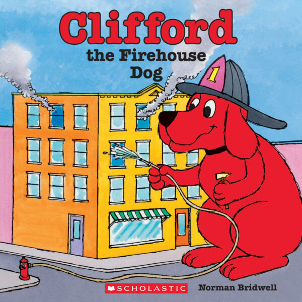 Norman Bridwell - Clifford the Firehouse Dog