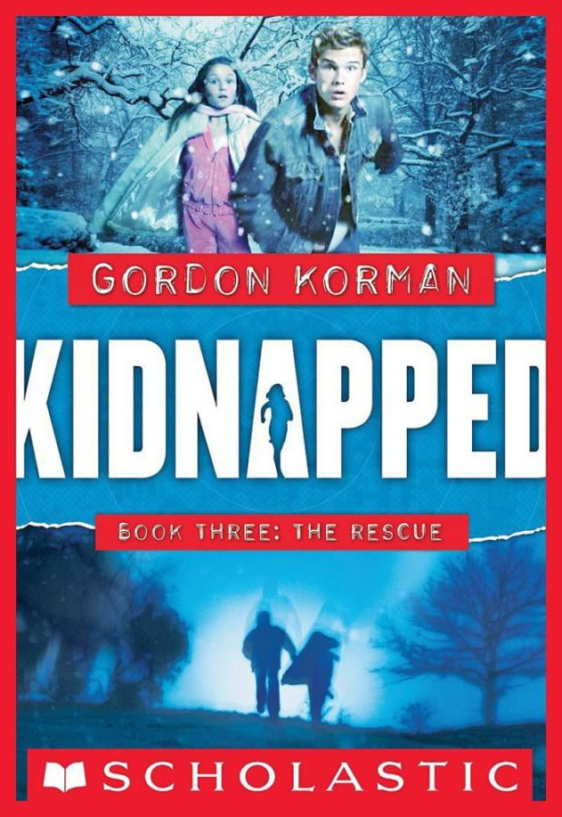 Gordon Korman - Kidnapped Book Three: The Rescue