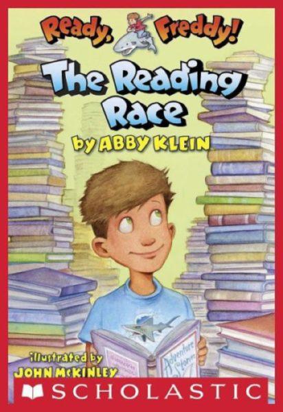 Abby Klein - The Reading Race