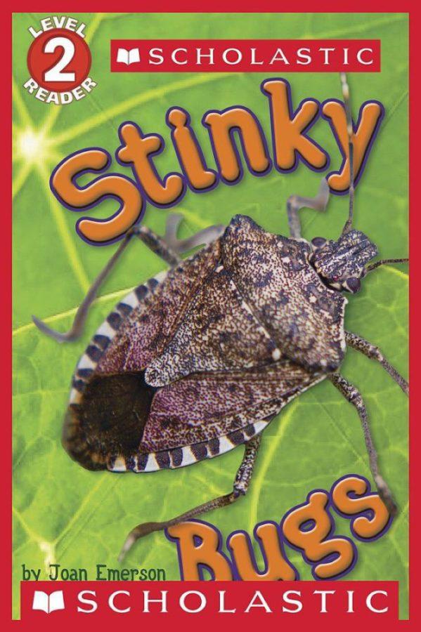 Joan Emerson - Stinky Bugs