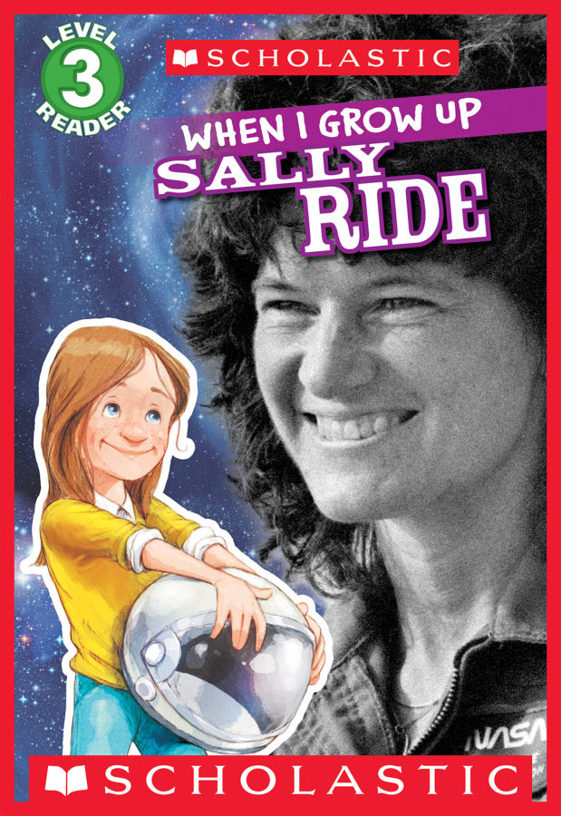 AnnMarie Anderson - Schol Rdr Lvl 3: When I Grow Up: Sally Ride