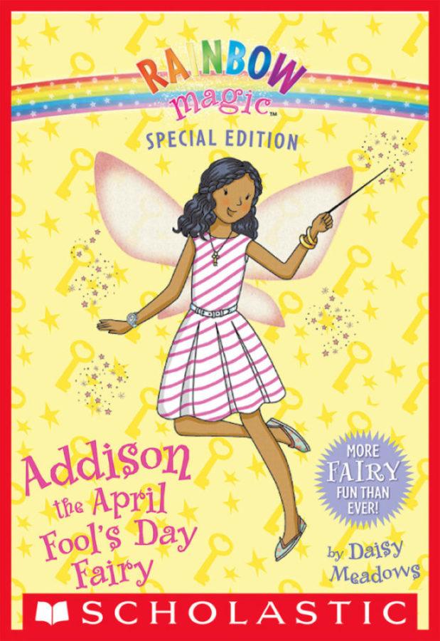Daisy Meadows - Addison the April Fool's Day Fairy