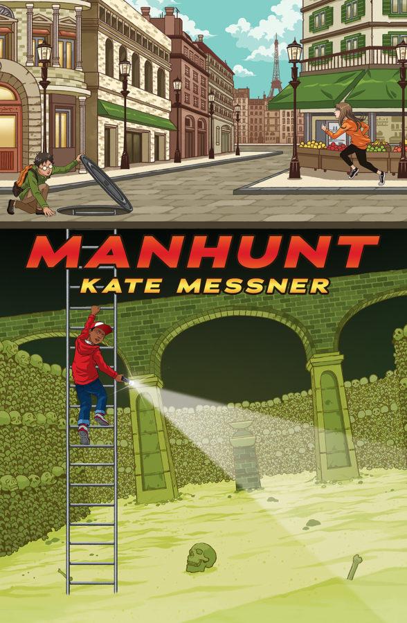 Kate Messner - Manhunt