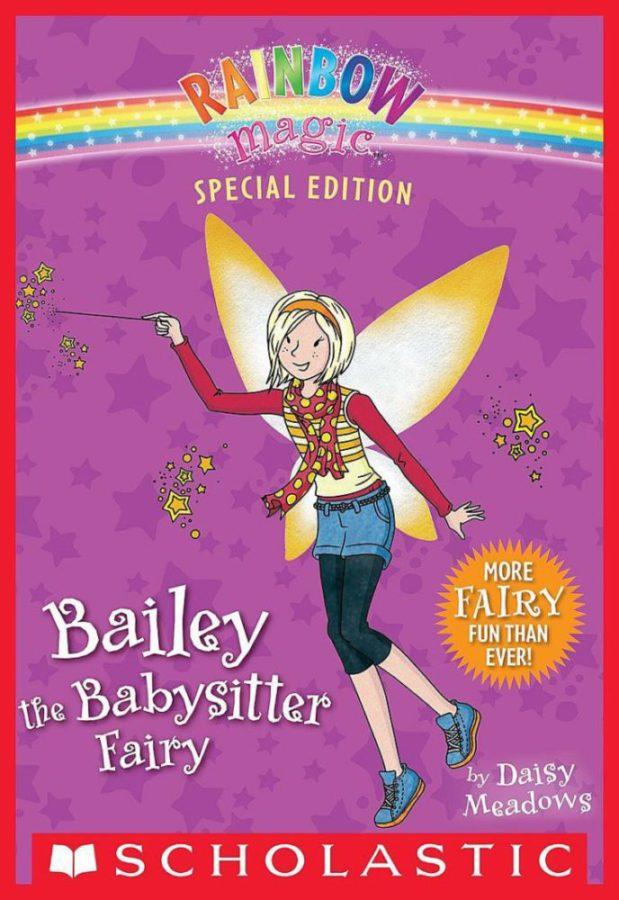 Daisy Meadows - Bailey the Babysitter Fairy