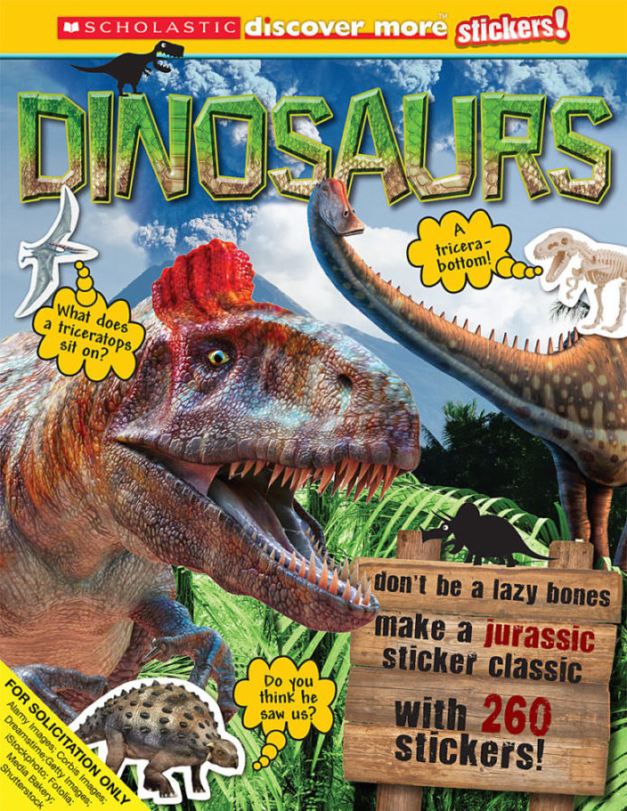 Scholastic - Dinosaurs