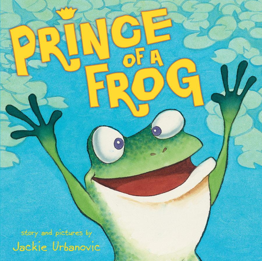 Jackie Urbanovic - Prince of a Frog
