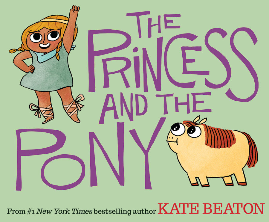Kate Beaton - The Princess and the Pony