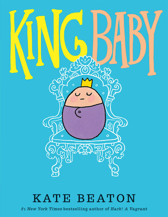 Kate Beaton - King Baby