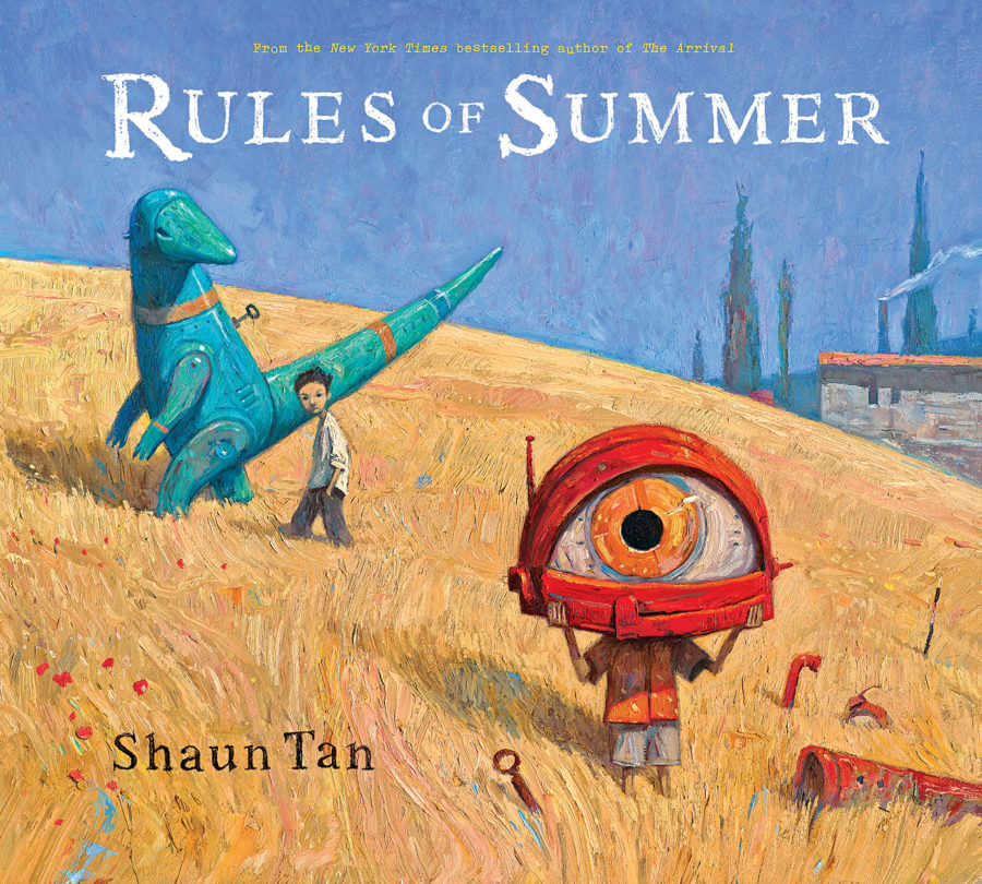 Shaun Tan - Rules of Summer