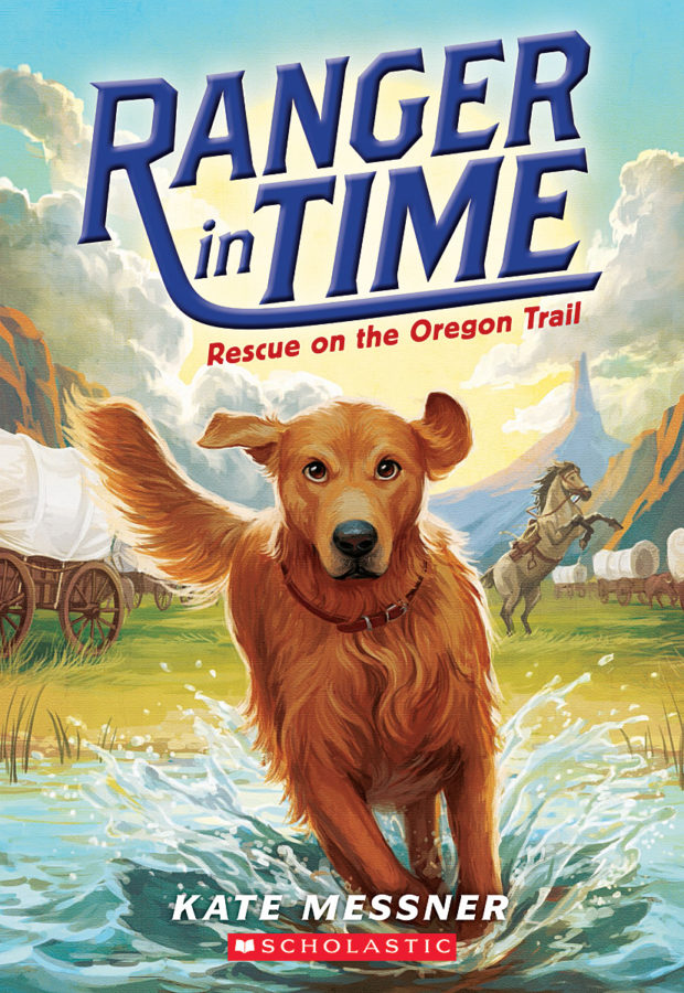 Kate Messner - Rescue on the Oregon Trail
